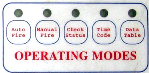 pyrodigital operating modes